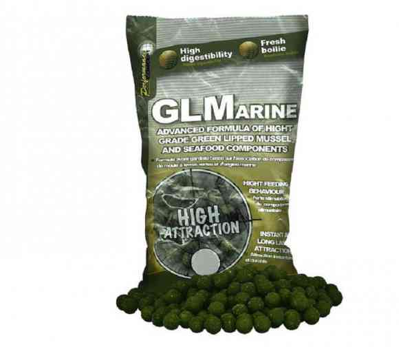 Бойлы Starbaits GLMarine 20mm 1kg